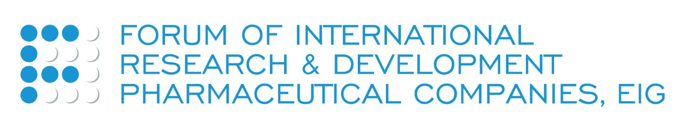 Forum of International Research and Development Pharmaceutical Industries (EIG) company image